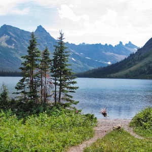 Elizabeth Lake, Glacier National Park