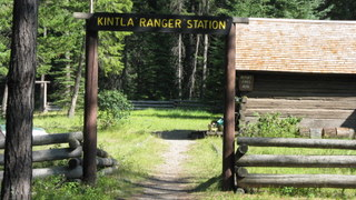 Kintla Ranger Station, Glacier National Park