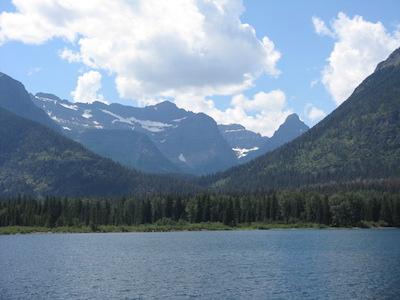 Goat Haunt, Glacier National Park
