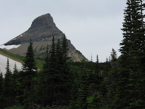 Wahcheechee Mountain, Glacier National Park