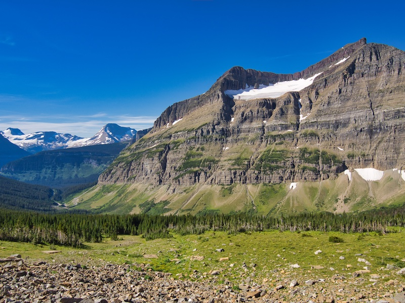 Piegan Mountain, Glacier National Park
