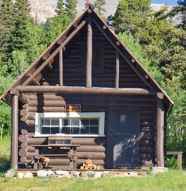 Cut Bank Ranger Station, Glacier National Park
