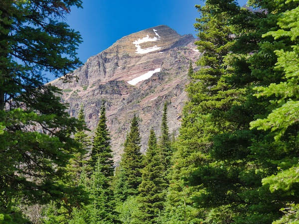 Triple Divide Peak, Glacier National Park