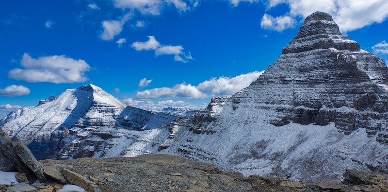 Flinsch Peak, Two Medicine, Glacier National Park