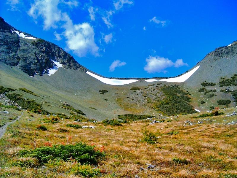 Firebrand Pass, Glacier National Park