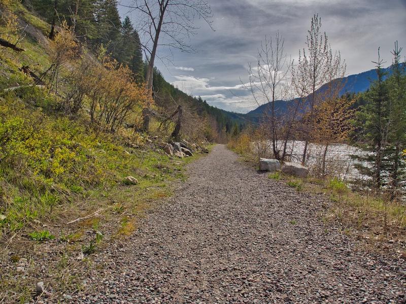 Glacier National Park South Boundary Trail
