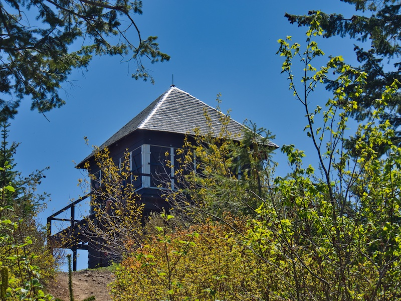 Glacier National Park, Apgar Fire Lookout