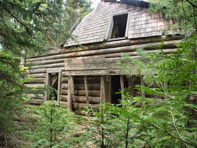Glacier National Park, Doody Homestead