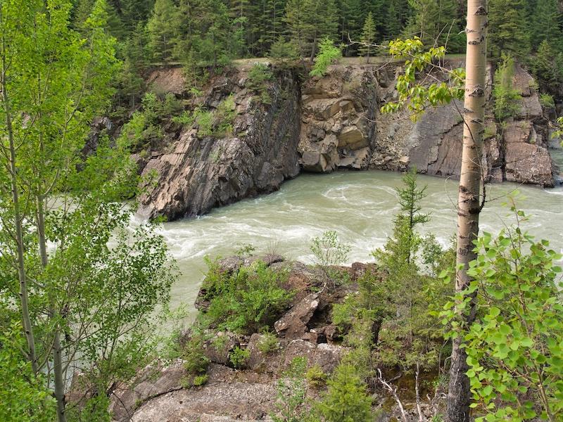 Glacier National Park, Middle Fork of the Flathead River