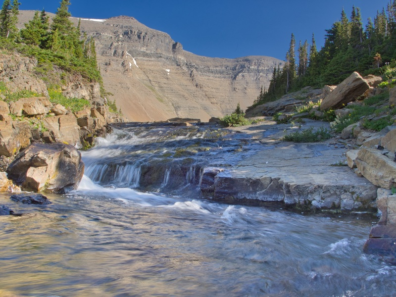 Glacier National Park, Preston Park