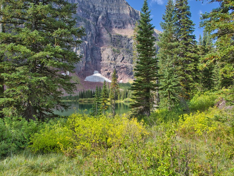 No Name Lake, Two Medicine, Glacier National Park