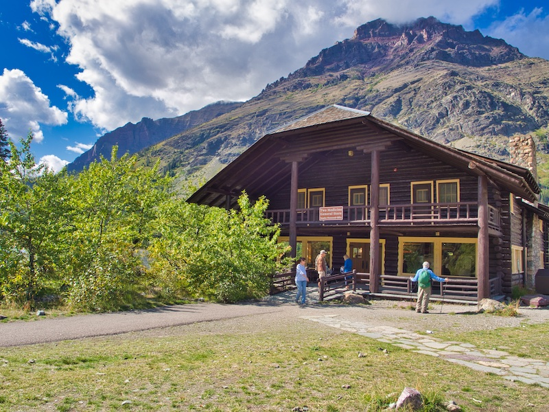Two Medicine Camp Store, Glacier National Park