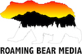 roaming bear media logo