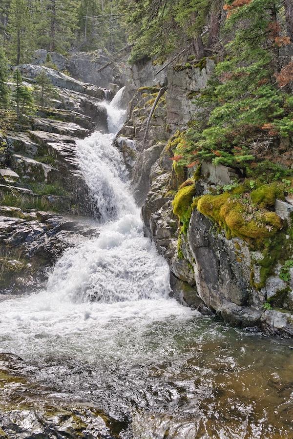 Glacier National Park, Two Medicine, Aster Falls