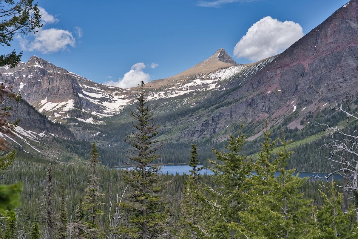 Glacier National Park, Two Medicine, Aster Park Trail